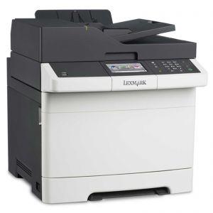 LEXMARK MFP CX410e multifunkční tiskárna A4 COLOR LASER, 30ppm, 512MB, USB, LAN, dotykový