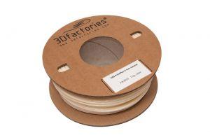 Tisková struna Pro 3D tiskárny 3D Factories ABS Filament natur 1,75 mm 1 Kg