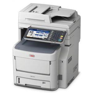 OKI MC770dnfax Multifunkční tiskárna A4 barevná LED 4v1 rozlišení tisku 1200 x 600 dpi