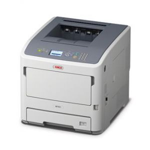 OKI B721dn Laserová tiskárna A4 1200x1200 dpi USB LAN duplex 47str./min