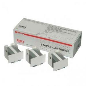 OKI Svorky do vestavěné sešívačky pro MB760/770/MC760/770/780/MC853/873 (3 000 svorek)