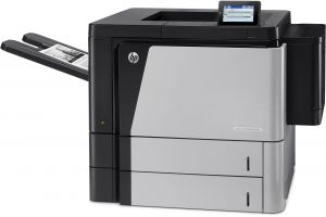 Laseová tiskárna HP LaserJet Enterprise 800 M806dn A3 černobílá 28stran USB