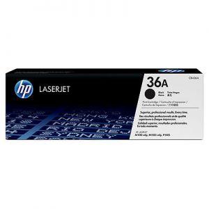 HP originální toner CB436AC black 2000str. 36A HP LaserJet P1505, M1522n, nf MFP