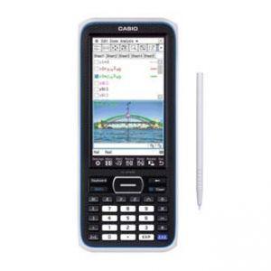 Kalkulačka CASIO FX CP 400 CLASS PAD černá grafická s barevným displejem