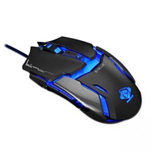 E-BLUE Myš Auroza Type IM optická 6tl. 1 kolečko drátová (USB) černá 4000 dpi herní