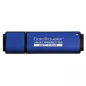 KINGSTON USB Flash Memory DataTraveler Vault 3.0 32GB Data Traveler Vault Privacy Anti-
