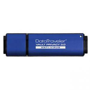 KINGSTON USB Flash Memory DataTraveler Vault 3.0 8GB Data Traveler Vault Privacy Anti-V