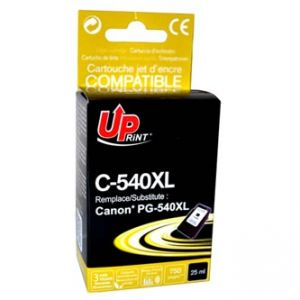 UPRINT kompatibilní ink s CANON PG-540 XL black 750str. 25ml, pro Pixma MG2150,..