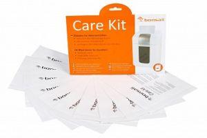 BONSAII Care kit - Čistící olejový papír 10 listů pro skartovače