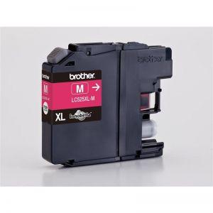 BROTHER LC-525XLM Originální ink magenta 1300str. pro Benefit DCP J100, DCP J105, MFCJ200