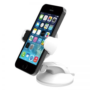 Držák telefonu IOTTIE Easy Flex 3 Car Mount Holder, white - univ.