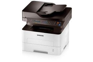 SAMSUNG SL-M2675FN ČB multifunkční laserová tiskárna jazyk SPL, USB 2.0, LCD display,