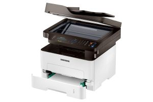 HP - SAMSUNG SL-M2885FW A4 28ppm,4800x600dpi,128Mb,PCL,USB,NFC,ethernet,wifi,ADF,fax