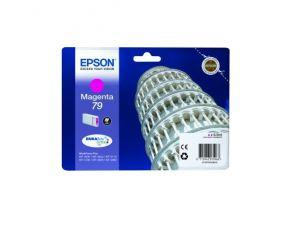 EPSON originální ink C13T79134010, 79, L, magenta, 800str., 7ml, 1ks, EPSON WorkForce Pro