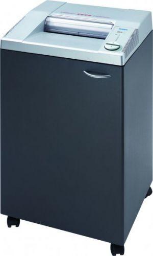 EBA 2331 C řez 2x15 mm skartovačka koš 120 l, až 12 listů A3 80g najednou, sponky, CD