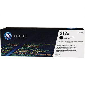 HP originální toner CF380X black 4400str. 312X HP Color LaserJet Pro MFP M476dn, MFP M