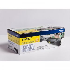 BROTHER TN-900Y originální toner Yellow/Žlutý 6000str. BROTHER HLL-8350CDW,HLL-9200CDWT