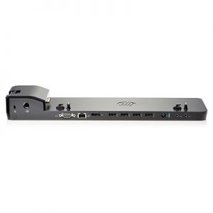 HP 2013 UltraSlim Docking Station (2xDP)