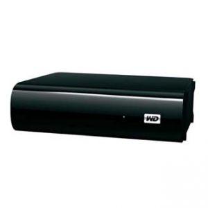 "Externí pevný disk, WESTERN DIGITAL, 3,5"" 2000GB 2TB, My Book AV-TV, USB 3.0"