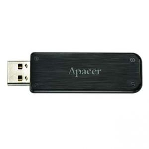 APACER USB Flash Drive 2.0 8GB AH325 8GB Flash Drive, černý