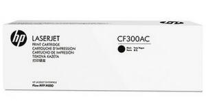 HP originální toner CF300AC Black/Černý 827A 29500str. HP Color LaserJet MFP M880z,..