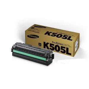 SAMSUNG originální toner CLT-K505L, black, 6000str., SAMSUNG ProXpress C2620DW, C2670FW