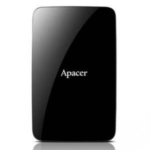 """Externí pevný disk, APACER, 2,5"""" 500GB Portable, USB 3.0, AC233 černá"""