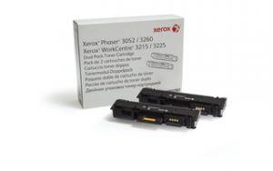 XEROX tisk. kaz P3052/3260,WC 3215/3225, 2x 3000 s