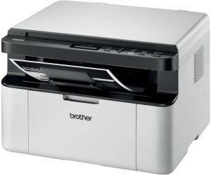 BROTHER DCP-1610WE A4 Multifinkce černobílá 20ppm, USB, WiFi