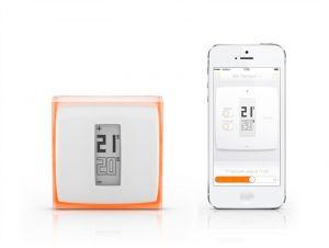 NETATMO Thermostat designový a chytrý thermostat