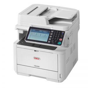 OKI MB492dn Multifunkce A4 40 ppm 1200x1200 dpi, RADF, PCL, USB2.0, LAN (Print/Scan/Copy)