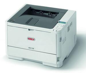 OKI B412dn Tiskárna A4/Černobílá Duplex Net