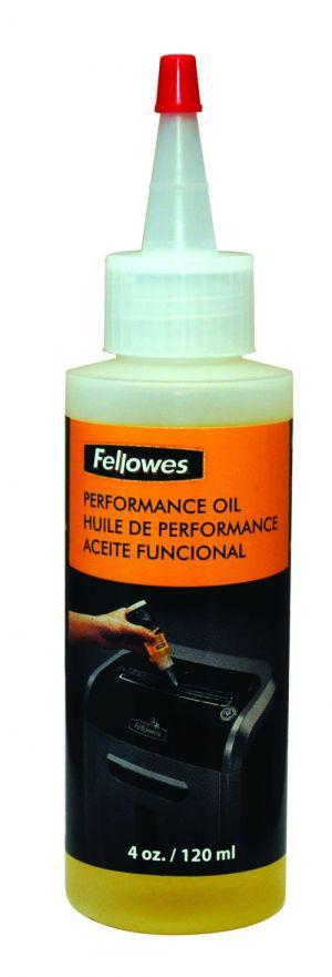 Mazací olej FELLOWES pro skartovací stroje 120 ml