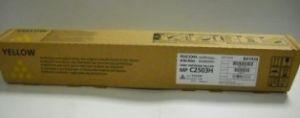 RICOH originální toner 841926 Yellow/Žlutý 9500str. RICOH MPC2003SP, MPC2503SP