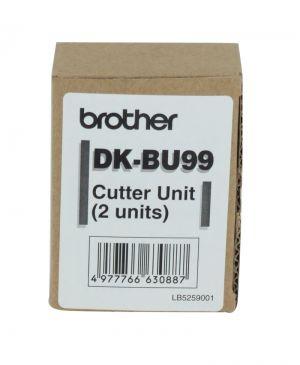 BROTHER DK-BU99 (nůž ořezu pro QL-500,550,560,650, 2ks)