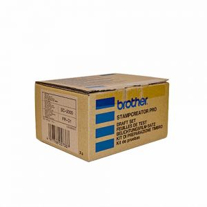 Draft set BROTHER PRD1, cartridge + 150 filmů