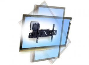 """ERGOTRON SIM90 Signage Integration Mount - nástěnný držák naklápěcí/otočný pro 32"""" a větší"""