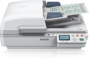 EPSON skener WorkForce DS-6500N - A4/1200x1200dpi/ADF/duplex/Net