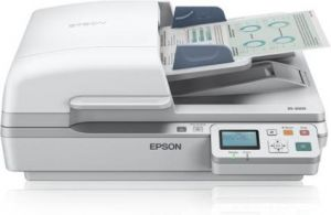 EPSON skener WorkForce DS-7500N - A4/1200x1200dpi/ADF/duplex/Net