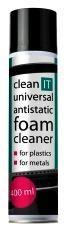 CLEAN IT univerzální antistatická čistící pěna 400ml