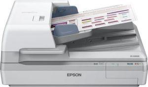 EPSON skener WorkForce DS-60000 - A3/600x600dpi/ADF/duplex/optionNet