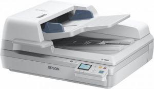 EPSON skener WorkForce DS-70000N - A3/600x600dpi/ADF/duplex/Net