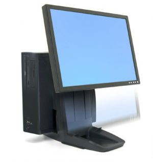 ERGOTRON Neo-FlexR All-In-One Lift Stand, stojan vše v jednom, monitor,PC nebo herní konzo