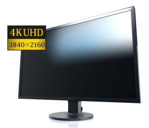 "EIZO 31,5"" EV3237-BK, IPS-LED, 4K UHD, 300 cd/m2, 1000:1, 2x DP, DVI, HDMI, černý"