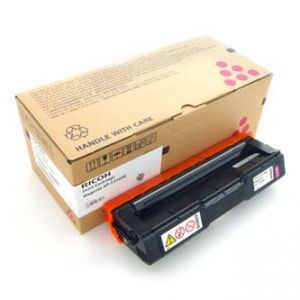 Originál toner RICOH 407533 (SP C252SF, C252DN) 4000 stran, purpurový
