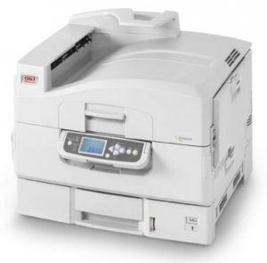 OKI C9650n A3 40/36ppm, ProQ2400, PCL5c/6, USB, 10/100, LPT
