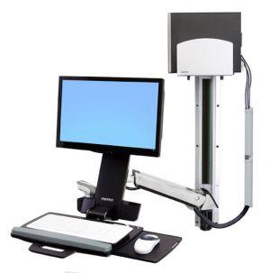 ERGOTRON StyleViewR Sit-Stand Combo System, držák LCD, klávesnice+ myš