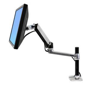 """ERGOTRON LX Desk Mount LCD Arm, Tall Pole, stolní rameno až 32"""" LCD,vyšší zákl. tyč"""