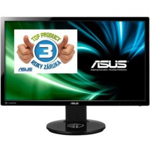 ASUS VG248QE LED 24 wide FHD 144Hz, 1ms, DC 80mil:1, DVI, HDMI, DP, HAS,č.