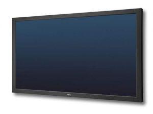 """NEC 65"""" velkoformátový display V652 - 24/7, 1920x1080, 450cd, bez stojanu"""